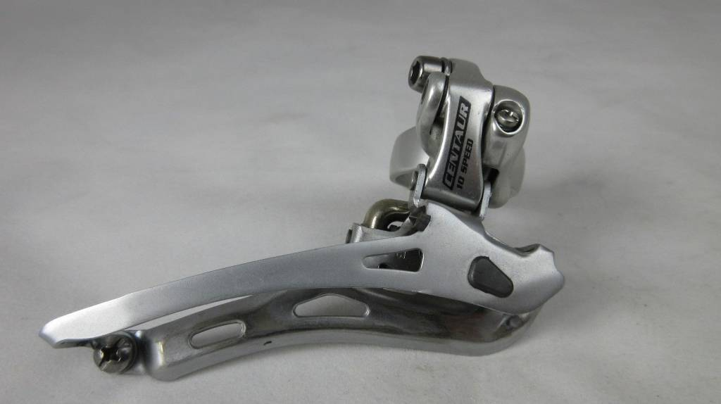 New old Stock NOS 2004 Campagnolo Centaur Silver Front 9s/ 10 Speed Derailleur 32mm