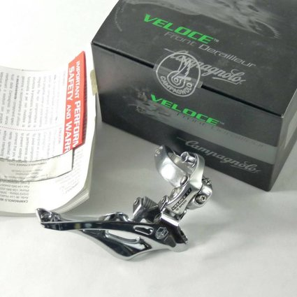 Campagnolo Veloce 10 Speed Front Derailleur