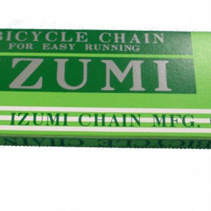 Izumi Black 1/2 X 1/8 116 Links