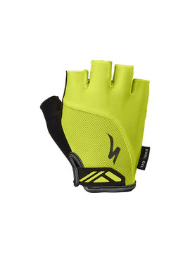 Womens BG Dual Gel Glove Hyper Green