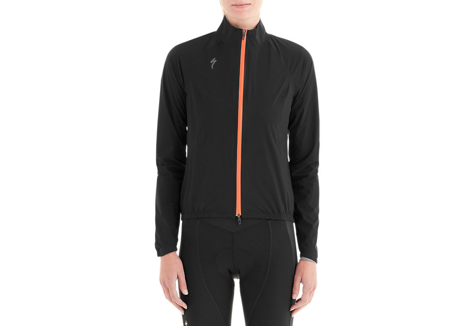Deflect H20 PAC Jacket Womens Black S