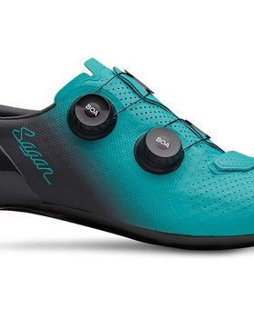 S-WORKS  7 LTD SAGAN Road Shoe Teal 44