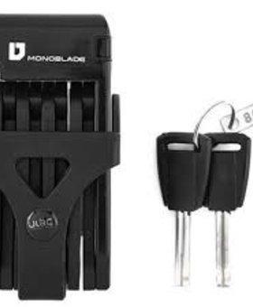 ULAC Monoblade Pocket Folding Black