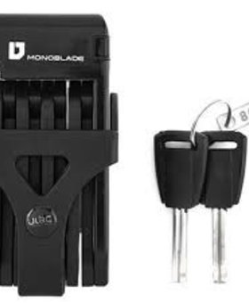 ULAC Monoblade Pocket Folding Lock Black
