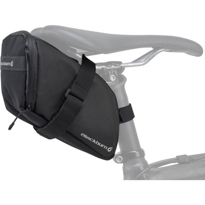 Blackburn Bag Grid Seat Reflective Large Black