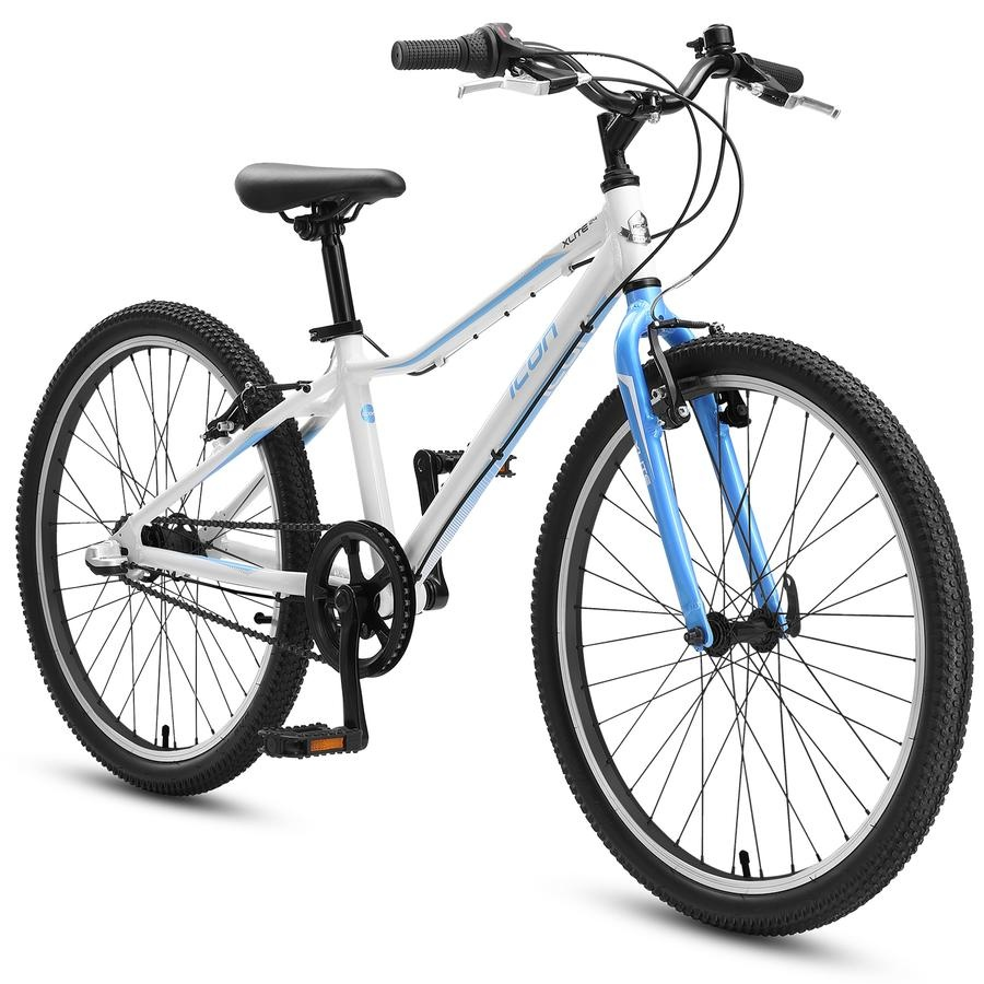 "XDS 24"" X-Lite Girls 3 Speed White Azure"