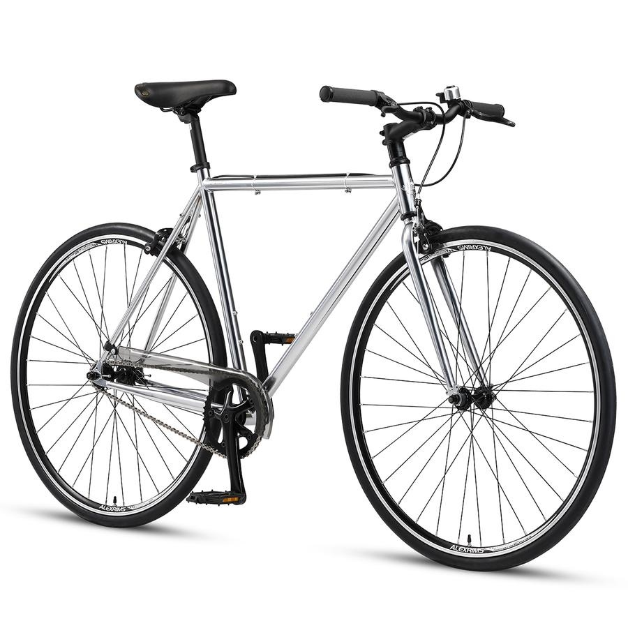 XDS 700c Sprint Fixie Unisex 53cm Chrome