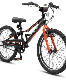 "XDS 20"" X-Lite Boys 3 Speed Black/ Orange"