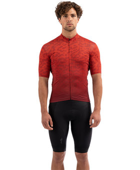 RBX Jersey Rocket Red / Crimson Terrain X- Large