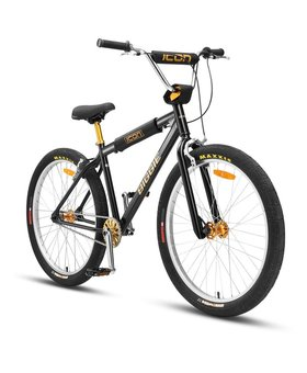 "XDS 26"" Biggie BMX Black/ Gold"