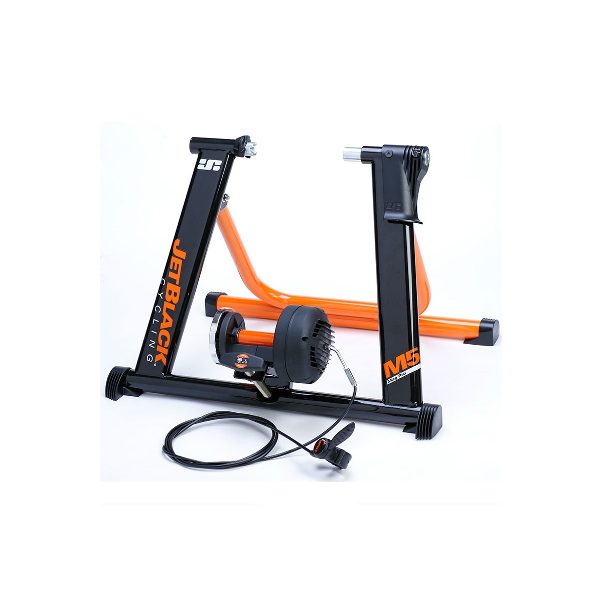 JetBlack M5- Pro- Magnetic Trainer with SQR Fit System + APP