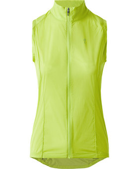 Womens Deflect Wind Vest Hyperviz