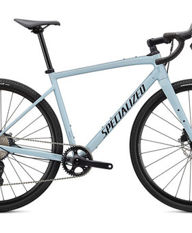 Diverge Comp E5 Gloss Ice Blue/ Smoke/ Chrome/ Clean 56