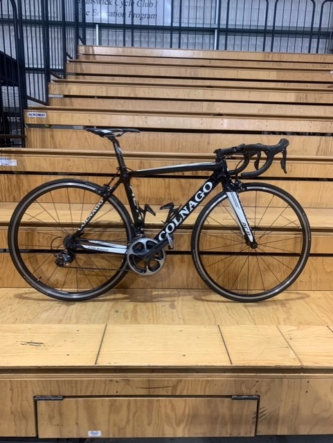 Colnago 2015 ACR Road Bike with 165 Cranks