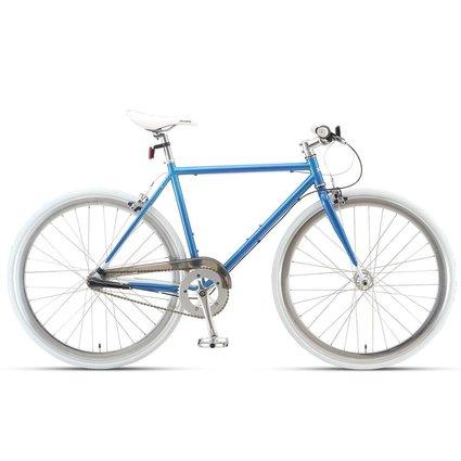 XDS 700c Street Bike Ocean Blue 5 Speed Internal 53cm