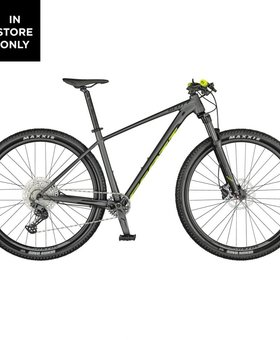 Scott Scale 980 Dark Grey Medium
