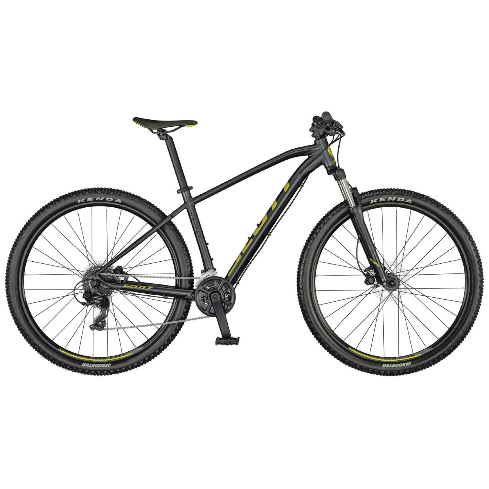 Scott Aspect 760 Dark Grey