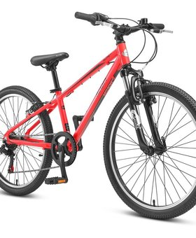 """XDS X- Lite 24"""" Boys 7 Speed Red"""