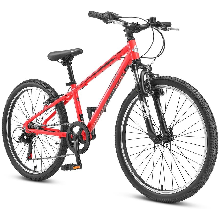 "XDS X- Lite 24"" Boys 7 Speed Red"