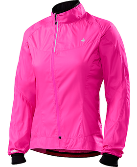 Specialized Deflect H20 Comp Jacket Pink X- Small