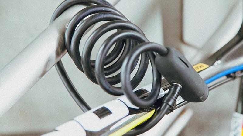 ULAC Bauhaus Cable Key Lock