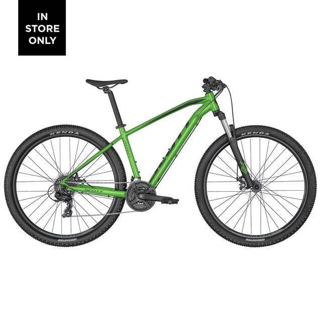 Scott Aspect 770 Green
