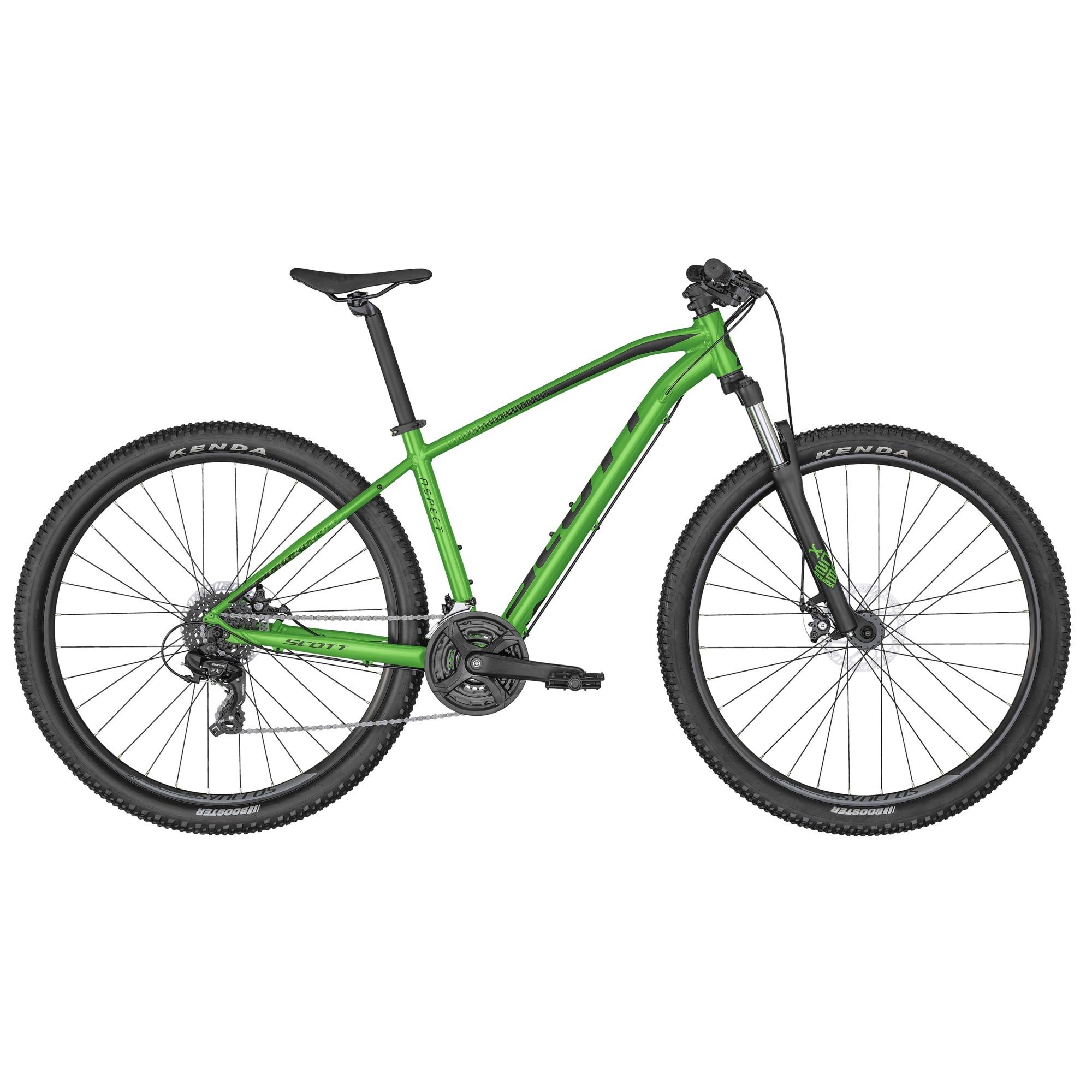 Scott Aspect 970 Green