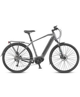 XDS E- Volve Comfort E- Bike 18' Titanium Grey