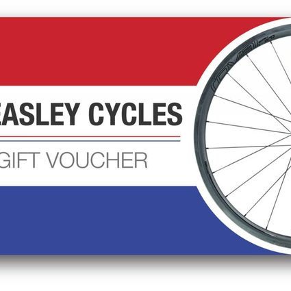 Beasley Cycles Gift Voucher