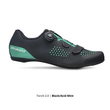 Torch 2.0 Women's Black/ Mint