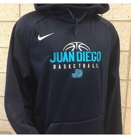 JD Basketball Nike Sweatshirt in Navy