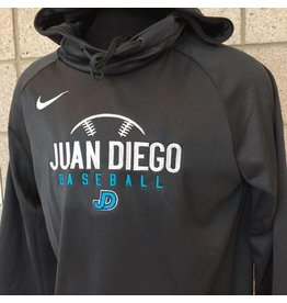 Baseball - Nike Custom Baseball Unisex Hooded Sweatshirt