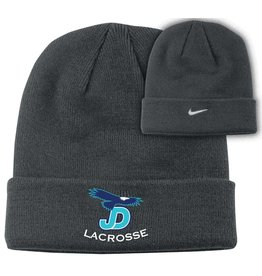 Lacrosse Knit Embroidered Nike Hat