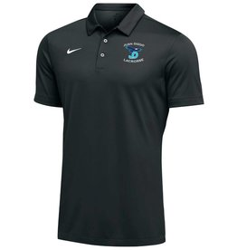 Nike Lacrosse Polo in Anthracite Grey