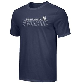 Swimming - SA Swim Team Men's Nike S/S Shirt