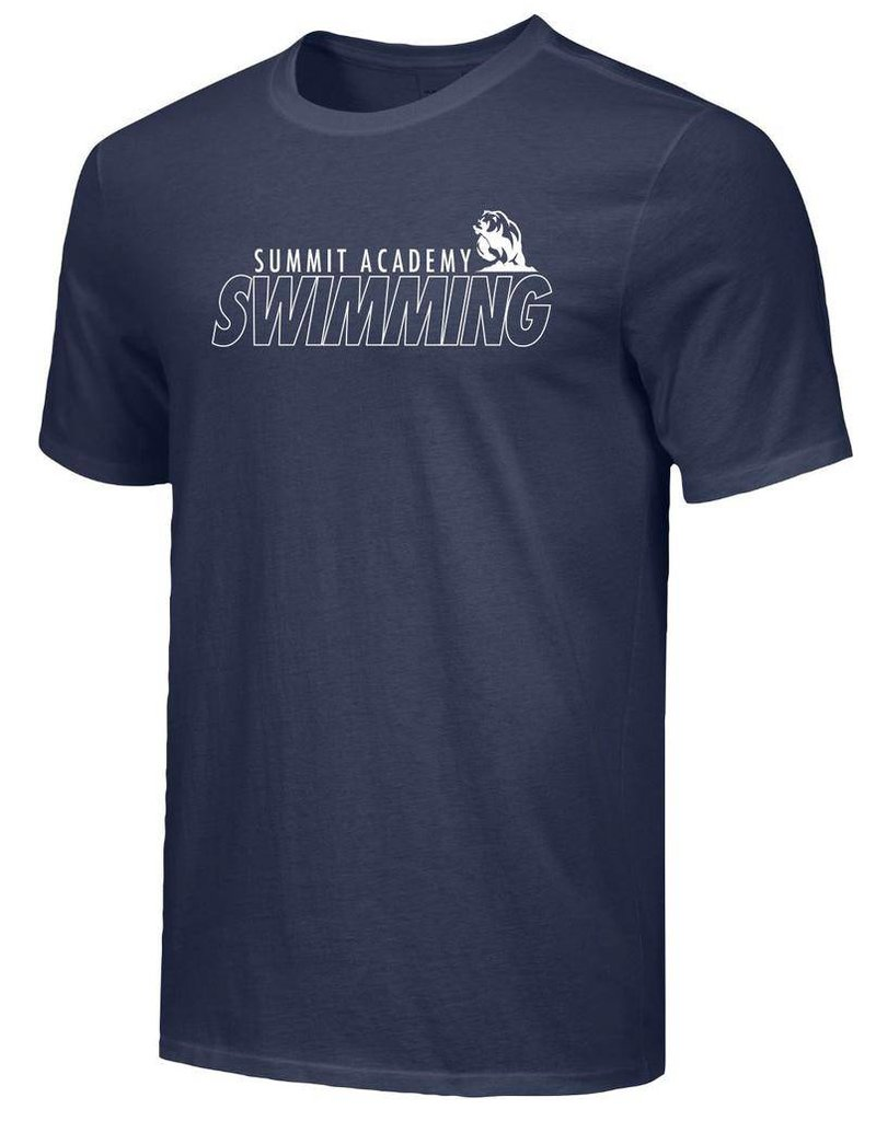 SA Swim Team Men's Nike S/S Shirt