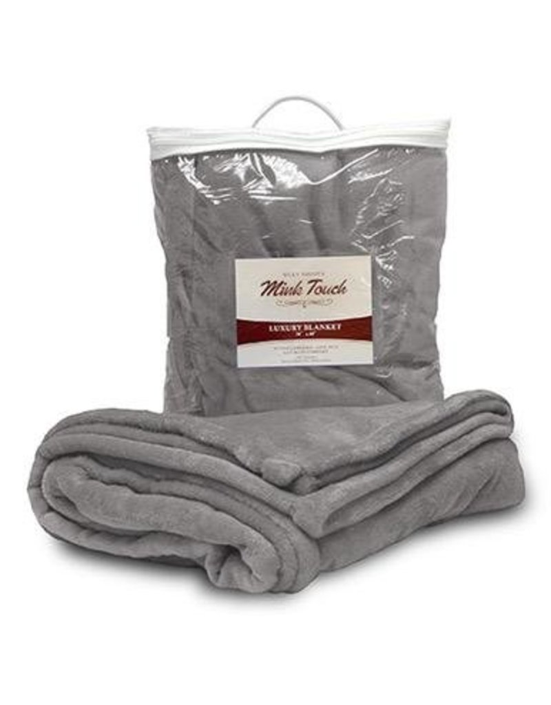 Custom Luxury Mink Blanket
