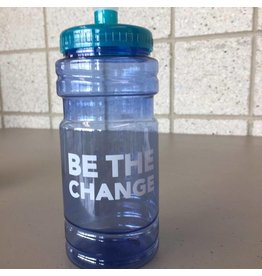 Beverage - Be The Change  bottle w/spot