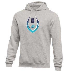 Football Sweatshirt - Juan Diego Hooded Pullover Unisex