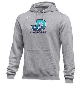 JD Lacrosse Custom Sweatshirt in Grey