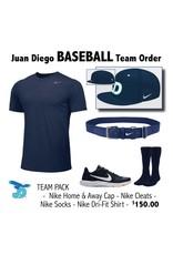 JD Baseball Nike Team Uniform Pack - order now
