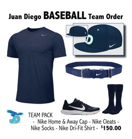 JD Baseball Nike Team Uniform Pack - order now