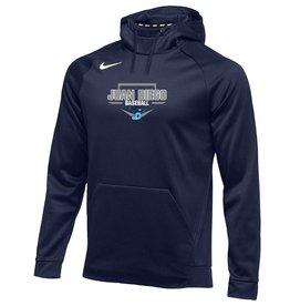 JD Baseball Nike Custom Hooded Pullover