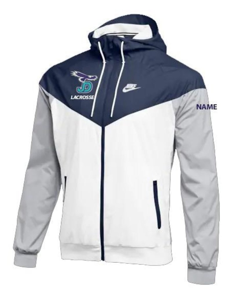BOYS LACROSSE optional windrunner team only