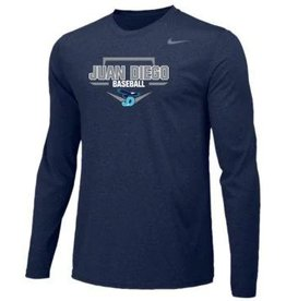 Baseball, JD Nike Baseball  dri-fit l/s shirt