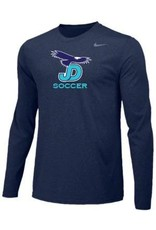 Boys Soccer Nike Legend l/s shirt