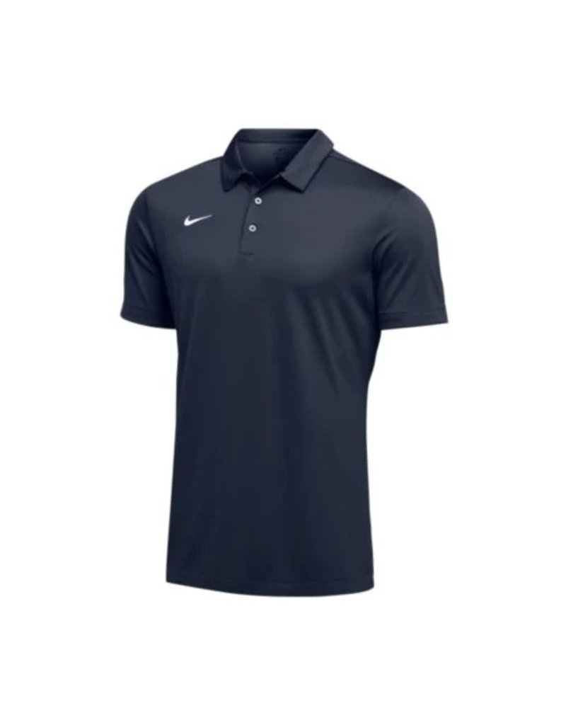 nike polo with logo on sleeve