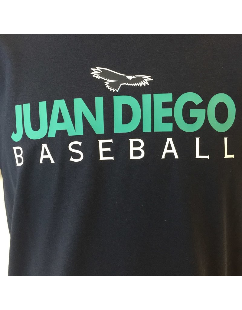 Baseball, JD Nike Baseball s/s cotton tee