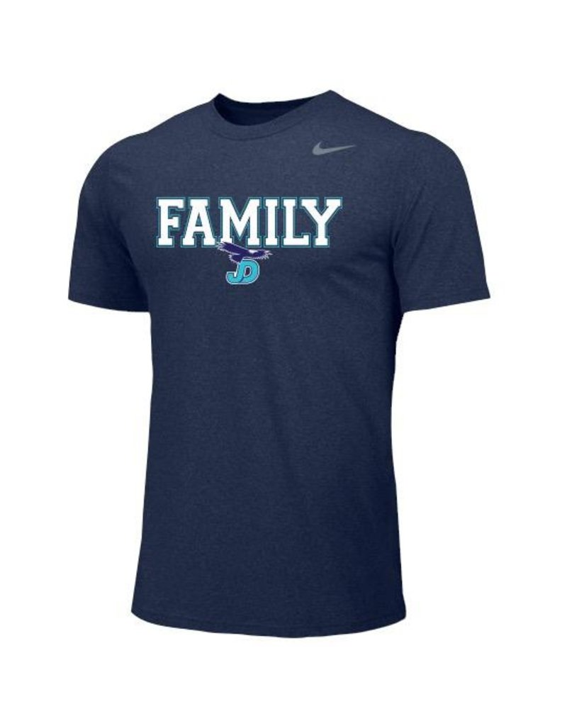 SHIRT - JD Nike 'Family' - Custom - adult & youth sizes