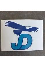 JD Soaring Eagle Sticker